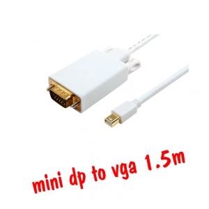 สายแปลง mini display port to vga 1.5m