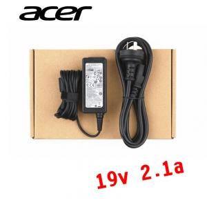 ACER AC adapter ที่ชาร์จจอ monitor 19V 2.1a 5.5x1.7 ของแท้