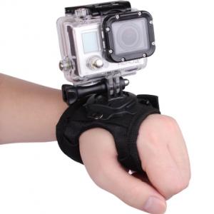 Gopro 360องศาถุงมือใช้กับกล้องข -black