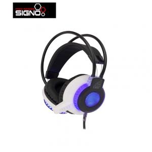 SIGNO E-Sport Illuminated Gaming Headphone รุ่น HP-807