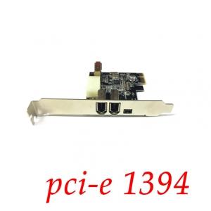 card pci-Express 1394 firewire 400-black