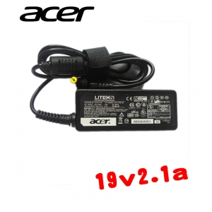 ACER AC adapter ที่ชาร์จจอ monitor notebook 19V 2.1a 5.5x1.7