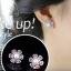 ต่างหูเพชรงานดีไซส์หรูหรา เพชร CZ ราคา 990฿ Made in korea thumbnail 1
