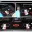 ชุดพรมปูพื้นรถยนต์ ลาย Ddung สีดำ thumbnail 2