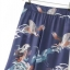 เสื้อผ้าแฟชั่นพร้อมส่ง กางเกงขาใหญ่ ผ้าชีฟองเนื้อดีพิมพ์ลาย thumbnail 4