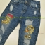 เสื้อผ้าแฟชั่นพร้อมส่ง กางเกงยีนส์ ขายาว ทรงบอย งาน Zara thumbnail 3