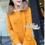 Coat Overcoat Winter fur thumbnail 5