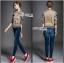 Sally Sporty Butterfly Embroidered Nylon Bomber Jacket thumbnail 5