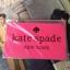 Kate Spade purse wristlet กระเป๋าถือ คล้องแขน ขนาดเล็กใส่เงิน ใส่โทรศัพท์ได้ ใส่ของจุกจิก น่ารักมากๆ Color : ชมพู Size : กว้าง 20 x สูง 12 cm. thumbnail 8