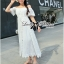 Emilia Bohemian Off-Shoulder Embroidered Cotton Lace Maxi Dress thumbnail 6