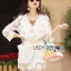 Veronica Classy Elegant Lace Outerwear thumbnail 2