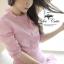 เสื้อผ้าเกาหลี พร้อมส่ง มินิเเดรสลุคสาวหวาน thumbnail 3