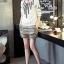 เสื้อผ้าเกาหลี พร้อมส่ง แมตช์เซ็ทเสื้อกับกางเกง เสื้อผ้า cotton แขนจั๊มตุ๊กตา thumbnail 5