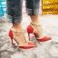 รองเท้า valentino ส้นเช็มแข็งแรง thumbnail 3