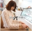 Lady Rose Elegant Delicacy Lace Outerwear thumbnail 2