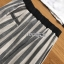 เสื้อผ้าเกาหลีพร้อมส่ง เซ็ตเสื้อแขนสั้นปักลายทางและกางเกงขายาวลายทาง thumbnail 7
