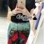เสื้อผ้าเกาหลี พร้อมส่งD&G style print chic set thumbnail 4
