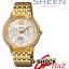 CASIO SHEEN นาฬิกาข้อมือSHEEN รุ่น SHE-3030GD-7A thumbnail 1