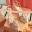 งานนำเข้า Style Rene Caovilla Metallic Leather Lace Jewel Pumps แบบขายดี @ รองเท้า Style Rene Caovilla thumbnail 4