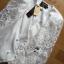 เสื้อผ้าเกาหลี พร้อมส่งแจ๊คเก็ตสูทกระดุมสองแถวตกแต่งผ้าลูกไม้สุดหรู thumbnail 6
