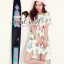 Lovely Korea Colorful Cactus Dress thumbnail 1