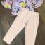 เสื้อผ้าเกาหลี พร้อมส่งเซ็ตเสื้อลายดอกไม้โทนชมพู thumbnail 10