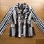 Balmain Double-Breast Mix Striped Jacket thumbnail 9