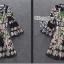 (พร้อมส่ง)มินิเดรสเนื้อผ้า Silk Satin พิมพ์ลายดอกซากุระ สไตล์แบรนด์ D&G ลุคหรูหรา ด้วยโทนสีดำสลับสีทอง thumbnail 5