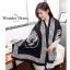 เสื้อผ้าเกาหลี พร้อมส่งผ้าคลุมไหล่แบรนด์ KENZO thumbnail 3