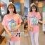( พร้อมส่งเสื้อผ้าเกาหลี) เสื้อยืดพิมพ์ลายเป็ด Disney Donald Duck ตัวนี้เหมาะกับสาวขี้เล่น ชอบความสนุก รักกางแต่งตัว เสื้อผ้าเนื้อดีพิมพ์ลายเป็ดโดนัลด์ดั๊ค น่ารักมากๆค่ะ ช่วงลายตรงคำพูดปักเลื่อมแบบประณีตมากๆ ช่วยเพิ่มลูกเล่นให้ดูไม่น่าเบื่อ thumbnail 1