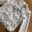 เสื้อแขนยาวคอเต่าผ้าลูกไม้สีขาว thumbnail 11