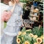 Diana Country Rich Girl Ruffle Layered Flower Dress thumbnail 5