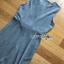 เสื้อผ้าแฟชั่นพร้อมส่ง จัมป์สูทแขนกุดตกแต่งซิปและเข็มขัด thumbnail 15