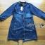 เสื้อผ้าเกาหลี พร้อมส่งเชิ้ตเดรสผ้าเดนิมสไตล์สปอร์ตเฟมินีน thumbnail 13