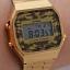 นาฬิกาข้อมือผู้หญิงCasioของแท้ A168WEGC-5 thumbnail 2