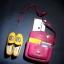 SMALL HANDBAG Size S กระเป๋าสะพายข้างเก๋ๆ สดใส มีไตล์โดดเด่น หนังนิ่มสวยมากกก รอคุณมาเป็นเจ้าของนะคะ thumbnail 3
