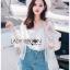 Marissa Flower Lace Bomber Jacket thumbnail 6