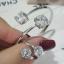 พร้อมส่งเซตแหวน + กำไลงานเพชร Madawaska thumbnail 5