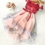 Aroma Red Beauty Sparkling Premium Dress thumbnail 6