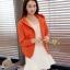 เสื้อผ้าเกาหลี พร้อมส่งเสื้อคลุมคาดิแกนไหมพรมเนื้อนิ่มมาก thumbnail 6