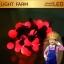 ไฟเชอรี่สีแดง ไฟเชอรี่LED ไฟประดับตกแต่งตามงานเทศการต่างๆ thumbnail 1