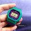 GShock G-Shockของแท้ ประกันศูนย์ DW-5600TB-6 จีช็อค นาฬิกา ราคาถูก ราคาไม่เกิน สี่พัน thumbnail 3