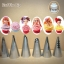 เซทหัวบีบครีม(ruffle) บีบกระโปรงตุ๊กตา 6 หัว / ชุด thumbnail 1