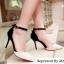 Style ZARA High-Heels Flannel แบบขายดี @ รองเท้าส้นสูงสไตล์ ZARA thumbnail 3