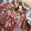 เสื้อผ้าเกาหลี พร้อมส่งบอมเบอร์แจ๊กเก็ตปักลายนกสีชมพูสไตล์สปอร์ต thumbnail 11