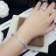 พร้อมส่ง Dismond Bracelet & Ring กำไลเพชร CZ แท้ thumbnail 6
