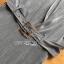 เสื้อผ้าแฟชั่นพร้อมส่ง จัมป์สูทแขนกุดตกแต่งซิปและเข็มขัด thumbnail 17