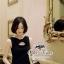 ( พร้อมส่งเสื้อผ้าเกาหลี) เดรสสีดำลุคเรียบหรู กิมมิคของชุดอยู่ที่ช่วงอกค่ะ ตกแต่งโบว์ เนื้อผ้าเรียบสวย thumbnail 18