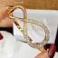 พร้อมส่ง Infinity Diamond Bangle กำไลงานสวยมากก thumbnail 2