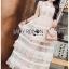 Jaimie Sweet Feminine Layered Tulle and Lace Dress thumbnail 1